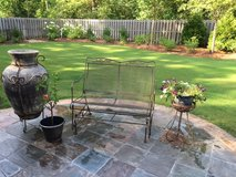 Outdoor Patio Furniture  Loveseat (with rocking feature) in Montgomery, Alabama