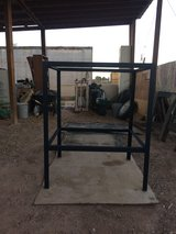 Side draft swamp Cooler Stand in Alamogordo, New Mexico