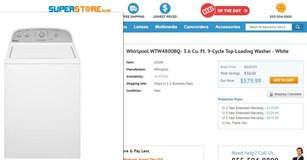 Like New Whirlpool Washer and Dryer with Delivery in bookoo, US