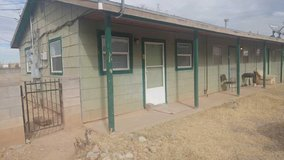 1 BR / 1 Bath Apt (ask about our MARCH MOVE-IN SPECIAL) in Alamogordo, New Mexico