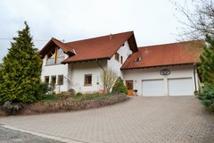 Beautiful free-standing house in Olsbrücken in Ramstein, Germany
