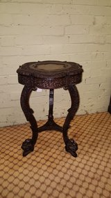 Highly Carved Side Table in Alconbury, UK