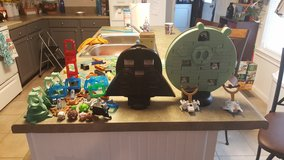 Star Wars Angry Birds lot in Camp Lejeune, North Carolina
