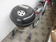 Weber Charcoal Grills 18.5 and 22.5inch in Ramstein, Germany