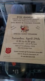 5Th Annual Spring into Recovery Benefit in Quad Cities, Iowa