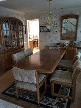 Complete Dining Room Set in Spring, Texas