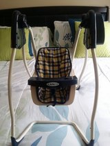 Graco Doll Swing in Batavia, Illinois