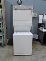 Stacked Whirlpool Washer and Dryer in Sanford, North Carolina