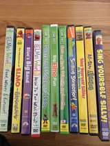 11 Kids DVDs in Bolingbrook, Illinois
