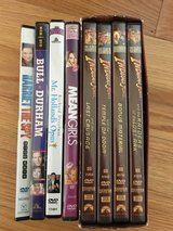 8 DVDs in Bolingbrook, Illinois