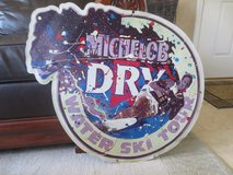Vintage Michelob Dry Water Ski Tour sign...very rare. in Fort Rucker, Alabama
