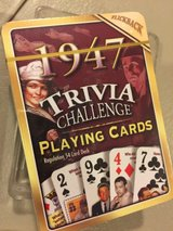 new 1947 trivia cards in Joliet, Illinois