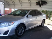2013 TOYOTA CAMRY AUTO VERY CLEAN ~REDUCED~ in Camp Lejeune, North Carolina