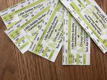FIVE Chicago Wolves hockey tickets in Chicago, Illinois
