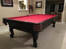 Gandy Pool table in Byron, Georgia