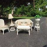 10-piece Antique Wicker Set in Fort Campbell, Kentucky