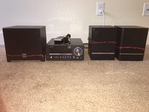 iLive iHH810B 2.1 Channel DVD iPod Dock Home Theater System in Alamogordo, New Mexico
