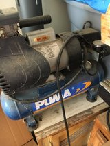 Puma air compressor 150 PSI in Morris, Illinois