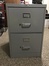 "Legal file metal cabinet 18""x27""x28""H in Houston, Texas"