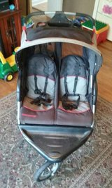 Baby Trend Expedition Double Jogger Stroller in Byron, Georgia