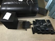 Sony surround sound system with blue ray player and blue tooth in Fort Hood, Texas