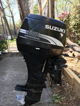 Suzuki 50hp 4 stroke in Beaufort, South Carolina