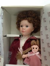 Marguerite, The Orphan Girl Porcelain Collector Doll in Lockport, Illinois