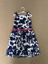 Size 6/6X Dress - Worn Once! - Perfect for Easter in Plainfield, Illinois