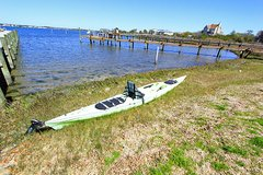 Wilderness Tarpon Kayak in Camp Lejeune, North Carolina
