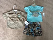 3-6 month outfit NWT in Naperville, Illinois