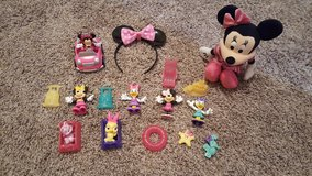 Minnie Mouse toy lot in Fort Rucker, Alabama