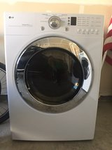 LG washer and dryer set in Fairfield, California
