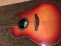 Applause by Ovation Acoustic-electric guitar in bookoo, US