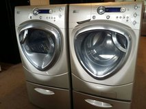 GE washer and dryer in Cleveland, Texas