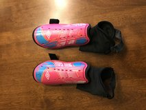 Girls Soccer Umbro shin guards in St. Charles, Illinois
