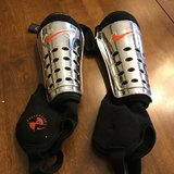 Men's Size Large Nike Shin Guards in St. Charles, Illinois