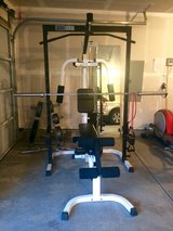 Home gym in Fort Carson, Colorado