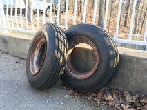 Trailer tires in Fort Leonard Wood, Missouri
