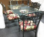 Patio / Dining Table w/ 6 chairs - GREAT DEAL in Camp Lejeune, North Carolina