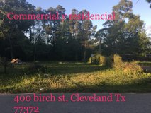Terreno en Cleveland in Kingwood, Texas