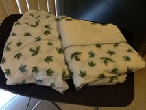 Martha Stewart full/double sheets in Yucca Valley, California