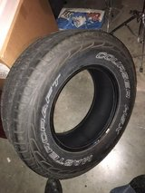 Mastercraft Courser HSX 265/70R17 in Fort Bliss, Texas