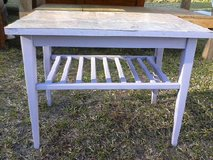 Lilac End Table in Camp Lejeune, North Carolina