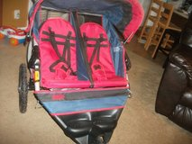 Jogging Stroller double instep in Fort Campbell, Kentucky