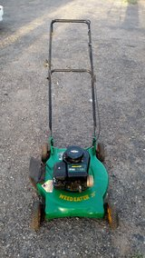 20 inch 4.5hp mower in Alamogordo, New Mexico