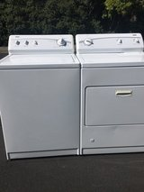 KENMORE WASHER AND DRYER! DELIVERY AVAILABLE! in Travis AFB, California