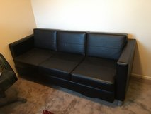 Leather Couch in Vista, California