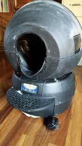 Litter Robot automatic self cleaning litter box in Lockport, Illinois