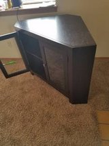 Nice Corner TV Stand- Price Reduced in Fort Carson, Colorado
