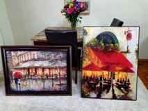 Two Nice French Paintings in Colorado Springs, Colorado